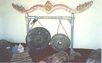 Deux gongs