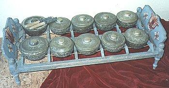 bonang Gaya Sari