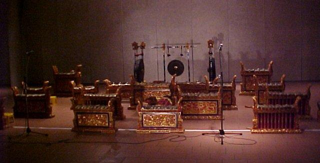 gong kebyar Nusa Cordon
